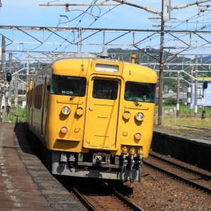 18きっぷ夏 西へ⑨こだましか停まらない駅。
