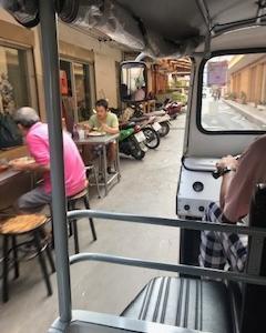 Thailand~part1~ 3泊5日 移動するだけで楽しくて、異文化も大堪能できる話し