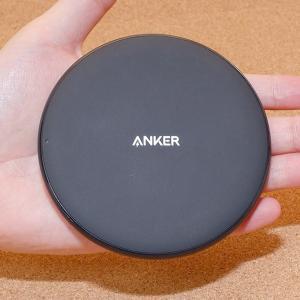 【Anker PowerWave 10 Pad レビュー】コスパの良いパッド型のワイヤレス充電器