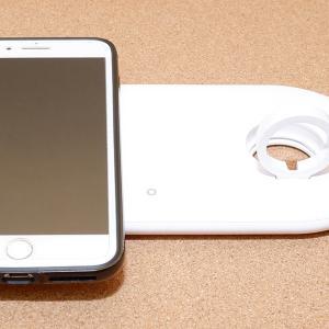 【Appleユーザーおすすめ】2役のAnker PowerWave+ Pad with Watch Holderレビュー【ワイヤレス充電器】
