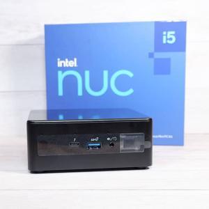 【Intel NUC11PAHi5 レビュー】第11世代CPUで高速なミニPC