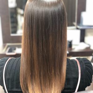 髪質改善トリートメントしてきました♡【朝の時短】