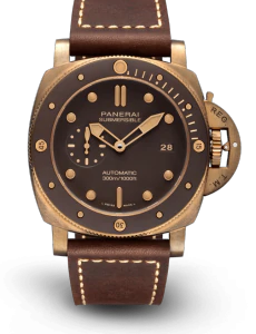 ブロンズ腕時計!素材の経年変化で楽しめる⁈人気ブランドウォッチ!