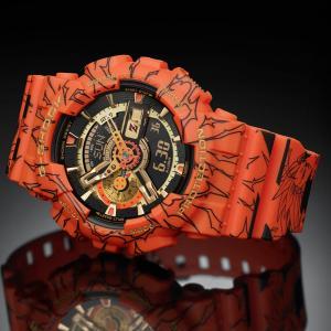 ドラゴンボールとワンピースの腕時計?人気のおすすめコラボウォッチ!