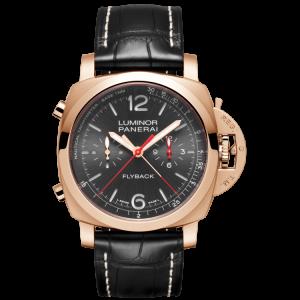 バサー注目の腕時計!パネライより反町隆史モデル日本限定2機種登場