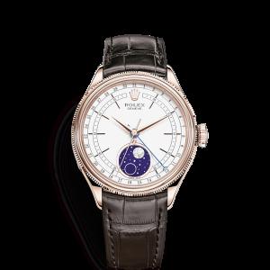 秋、冬コーデに似合う金無垢時計を選ぶ!ドレス系革バンドモデル5選‼