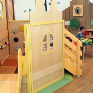 ボーネルンド トット・ガーデンは成長に沿ったあそびを提供してくれる室内遊戯施設