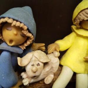 【ヘッドホンとベルト(´・ω・)ン? 】そして美姫さんの「神々の詩」
