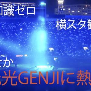 野球の知識無いやつが、リニューアル後の横浜スタジアムの試合に行って、元光GENJIに感動した話