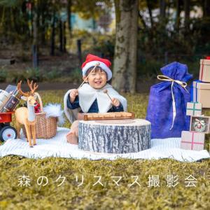 【参加者募集】森のクリスマス撮影会