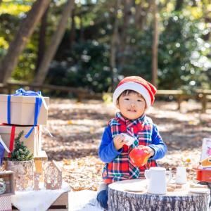 【開催後報告】12/4 森のクリスマス撮影会