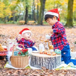 【開催後報告】11/25 森のクリスマス撮影会①