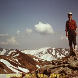 私の登山履歴(平成30年代)