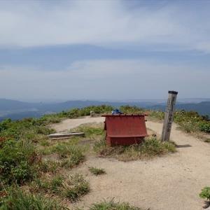 光兎山 (966.3m) 千刈口