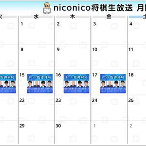 ニコニコ将棋チャンネルの明日はどうなる?
