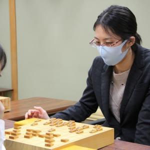 [将棋]マイナビ本戦1回戦と女流王将戦最終局