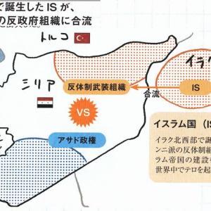 地政学3(中東シリア)