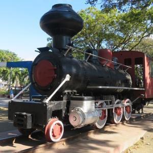 蒸気機関車(フィリピン)