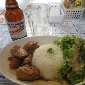 久々のサンミゲールビール(仙台)
