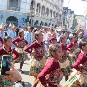 お気に入りのパレード(フィリピン)