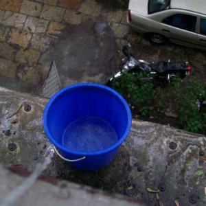 インド日記2010年8月:水が出ない暮らしは大変すぎる