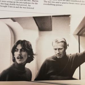 ジョージが26歳の誕生日にひとりで録音した3曲