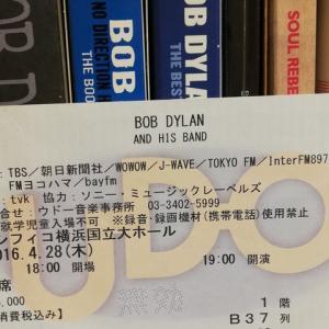 ディラン、東京11公演を第11希望まで申し込んだ