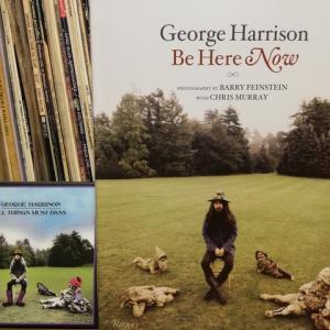 ジョージの写真集「Be Here Now」