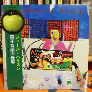 George Harrison「Electronic Sound」