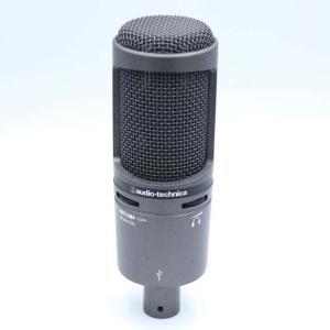 audio technica AT2020USB+をレビュー。音楽用途でも十分使える高音質なUSBマイク