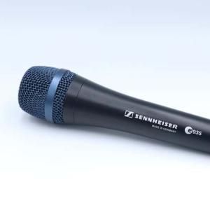 SENNHEISER e935をレビュー。音の抜けがよく、使い勝手が良い人気のダイナミックマイク