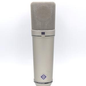 NEUMANN U87Aiをレビュー。レコーディングスタジオで定番の有名コンデンサーマイク