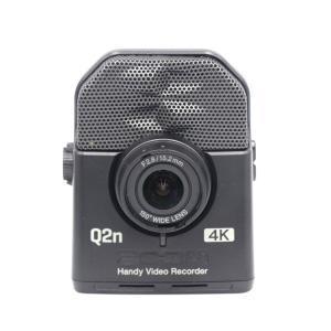 ZOOM Q2n-4Kをレビュー。4Kで録れるミュージシャン向け小型カメラ