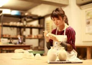 陶芸を体験しませんか
