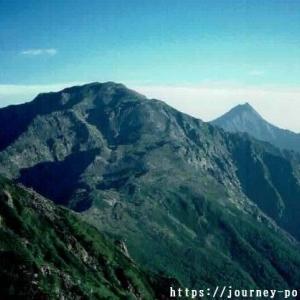 【第8章】北岳から大井川源流、農鳥岳⑦~農鳥岳から奈良田へ大下り~
