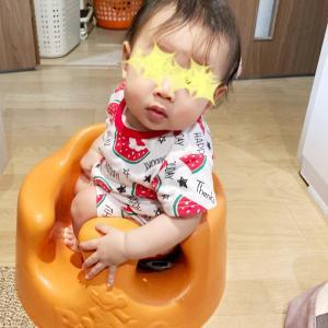 【生後8か月】歯がこんにち歯!娘の成長記録☆