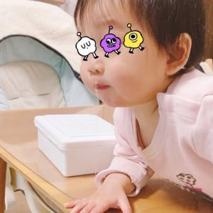 【1歳0ヶ月】娘の成長記録*゜☆