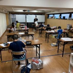 ロボットプログラミング教室の体験のご案内