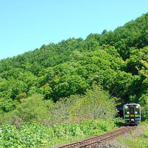 函館線・山線の初夏