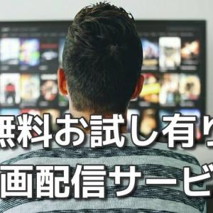 【無料お試し期間有】動画配信サービス(VOD)8選【2020年】