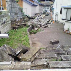 13年前7月16日に新潟県中越沖地震が発生しました。