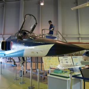 メカ好き、戦闘機好き、航空ファンにはたまらん!石川県立航空プラザ