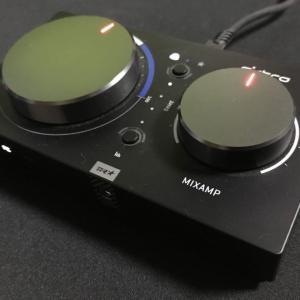 【2019年Astro MixAmp Pro TR】レビューPS4でもサラウンドを使用できる神サウンドカード