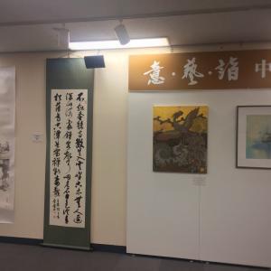 中国文化センターで少林寺武術教室の講師