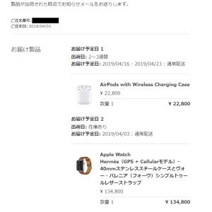 「キャリアウーマンっぽい」という馬鹿みたいな理由でApple Watch Hermèsを購入した話