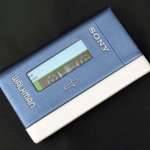 【ウォークマン】40周年モデル、初代カセットテープウォークマンデザインでテープが回る?