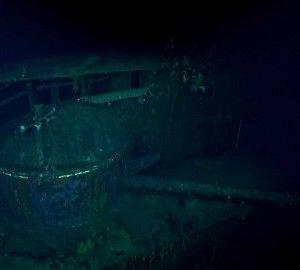 【発見!】日本海軍空母「加賀」ミッドウェイ沖で、故ポール・アレンチーム