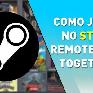 【Steam】『Remote Play Together』のベータテスト始まる「フレンド」と簡単ゲームプレイ!