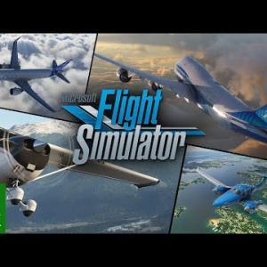 【X019】で公開の『Microsoft] Flight Simulator』最新トレイラー、圧倒的な地球描画に感動!