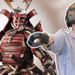 『Samurai Simulator』もはや何でもシミュレーターと名付けるはどうなのw まあ楽しけりゃ良いけどね・・